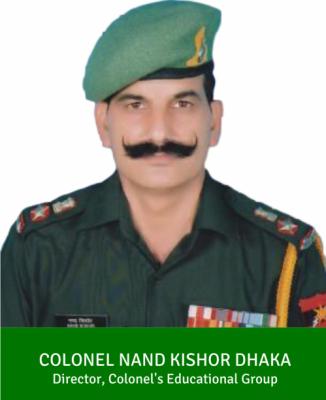 Colonel Nand Kishor Dhaka
